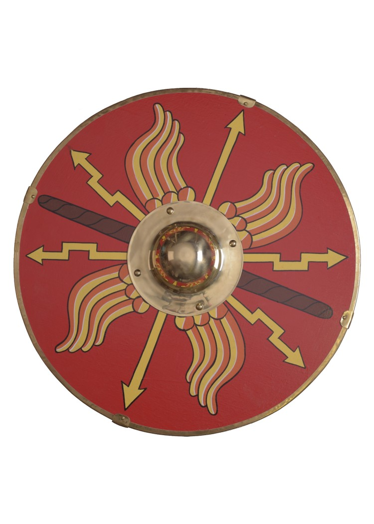 parma roman round shield battlemerchantcom we