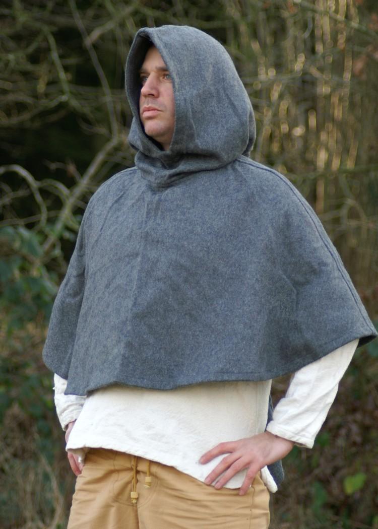 Bestbewertete Mode wähle das Neueste riesiges Inventar Große Mittelalter Gugel div Farben