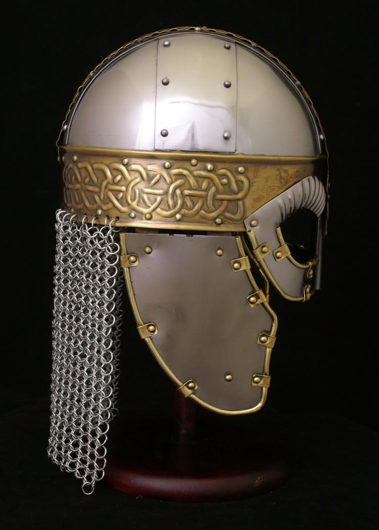 boar helmets in beowulf