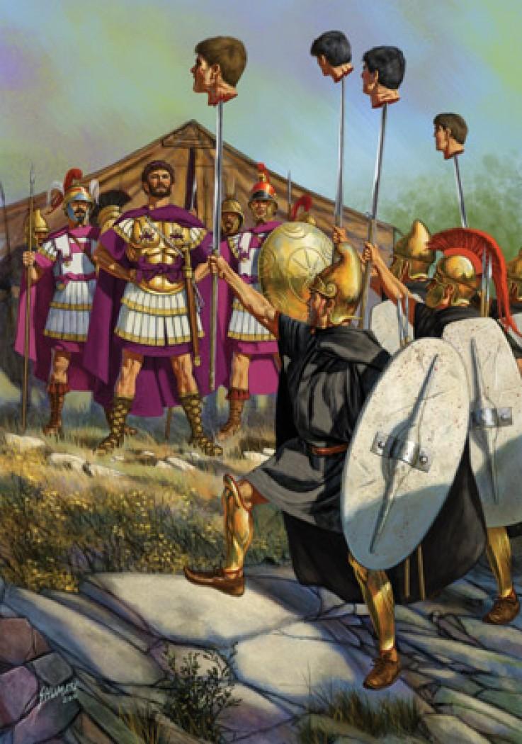 Скачать ancient warfare через торрент