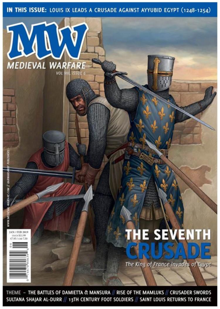 Medieval Warfare Vol VIII 6 - The Seventh Crusade