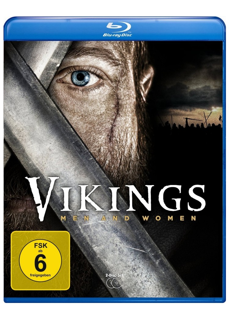 Blu-ray Vikings - Men and Women