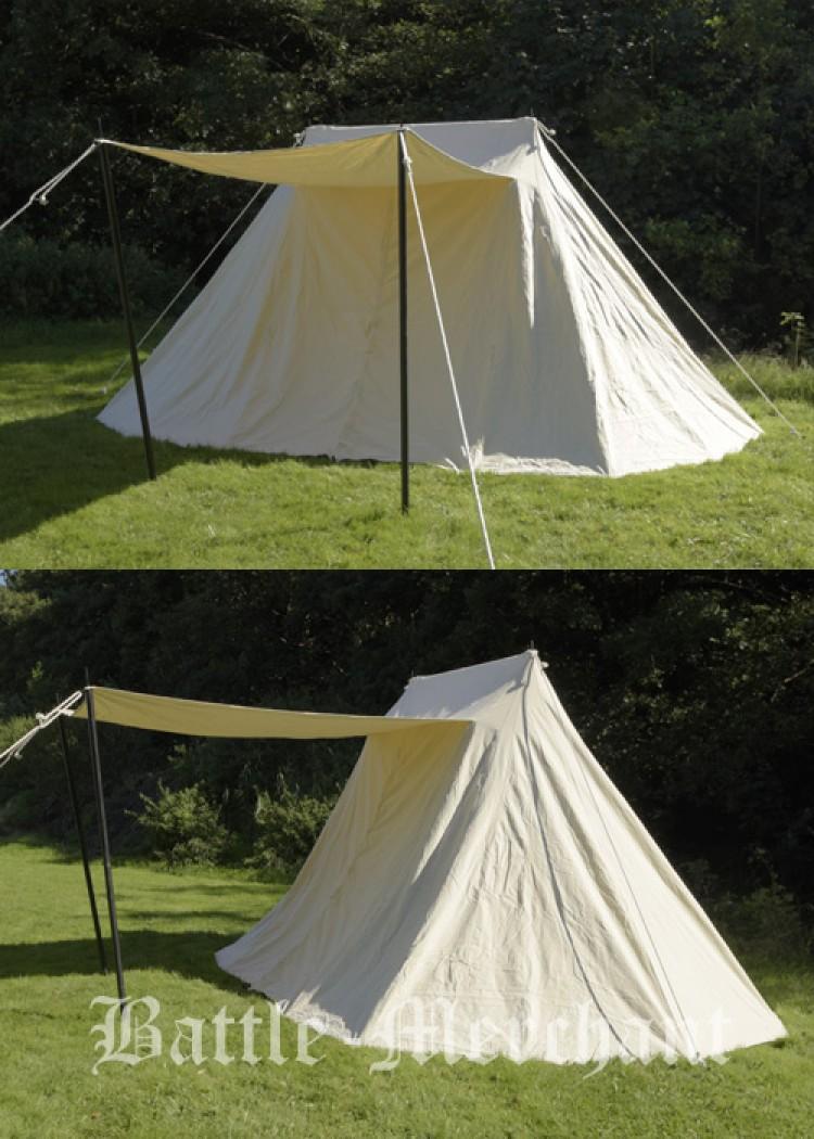 saxon tent jorvik 4 x 6 m medieval tent historical tent viking