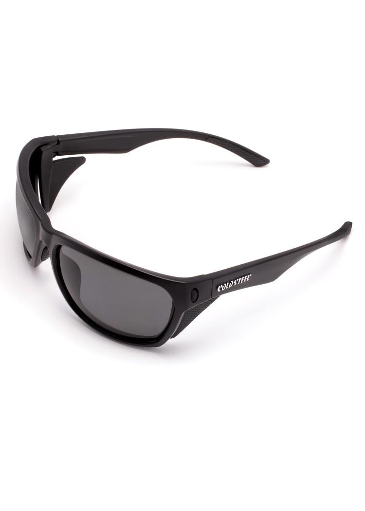 Battle Shades Mark III, Sonnenbrille, Polarisierend, Mattschwarz