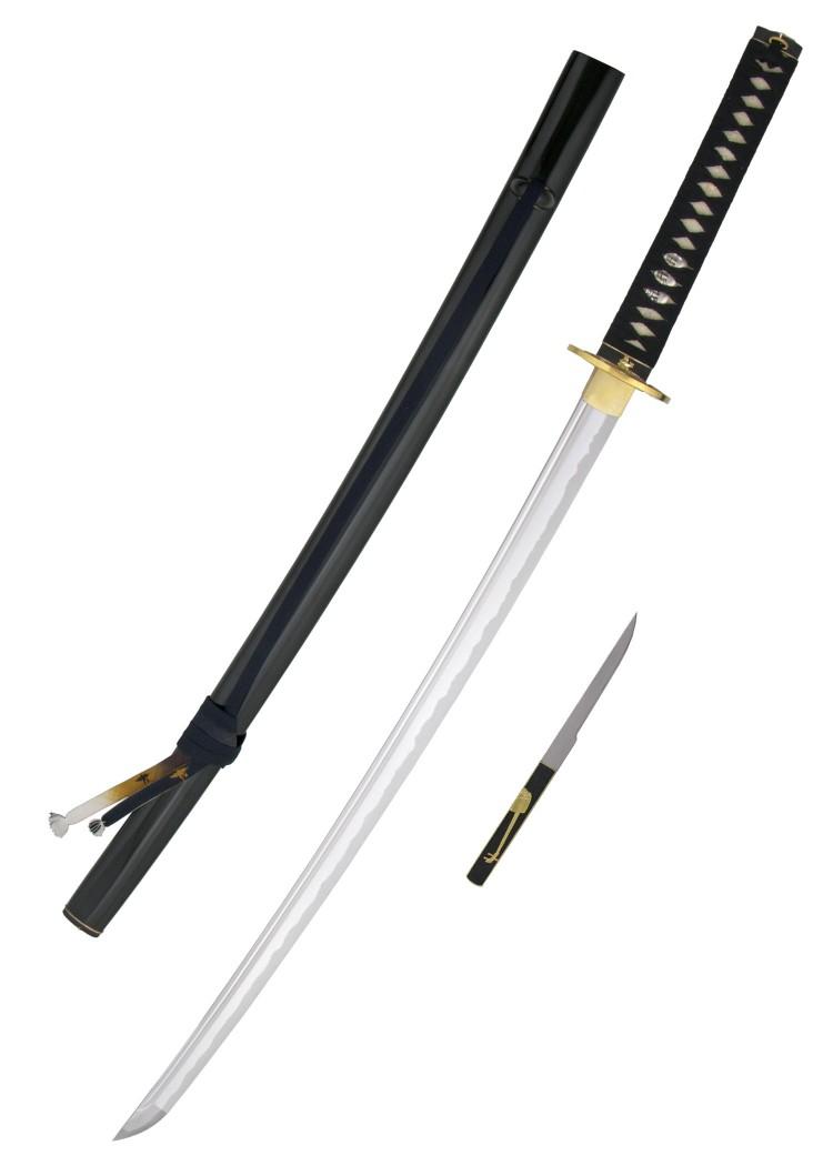 Paper Crane Katana Hanwei Sh2294 Battle Merchantcom We Supply How To Fold An Origami Samurai Sword