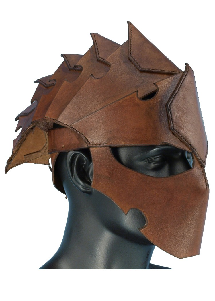 Helm Aus Leder Kreuzworträtsel