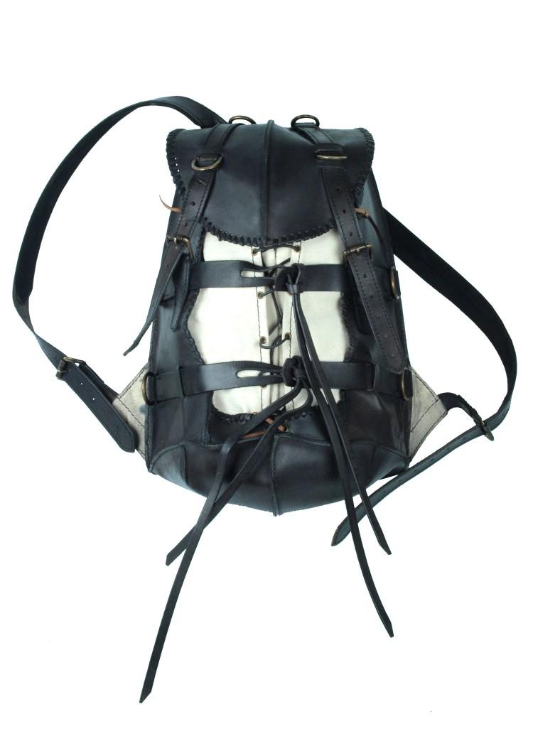 Backpack Adventurer in black