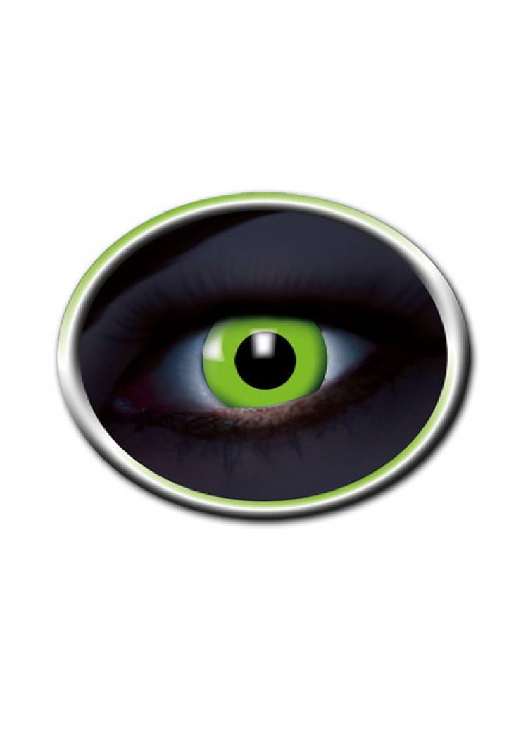farbige kontaktlinsen uv flash gr n larp zubeh r epic. Black Bedroom Furniture Sets. Home Design Ideas