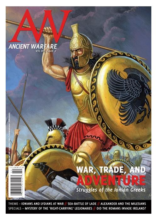 bfff245d2b3c65 Ancient Warfare magazine Vol VIII-2 - War
