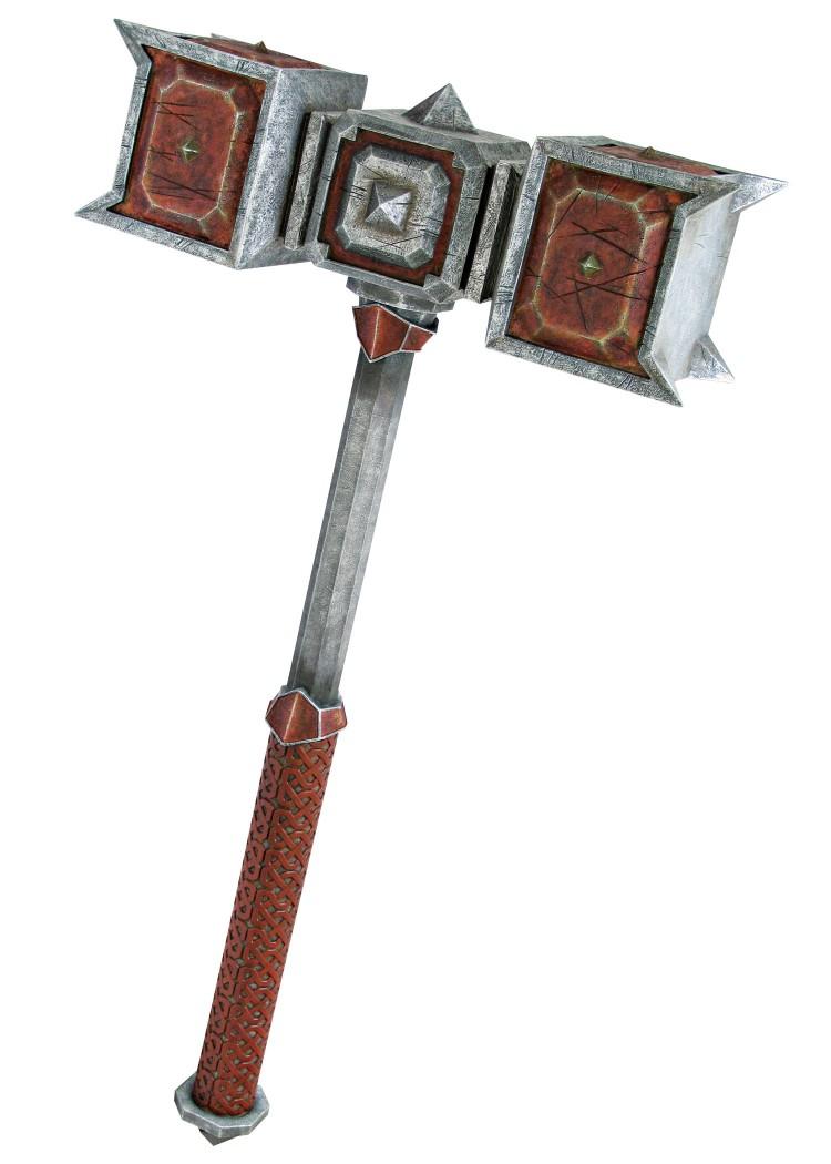 kriegshammer wikinger