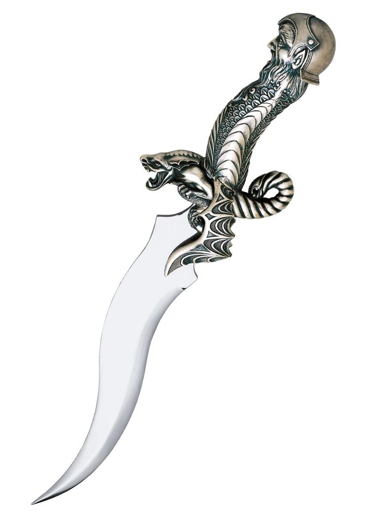 Merlin Dagger, Marto